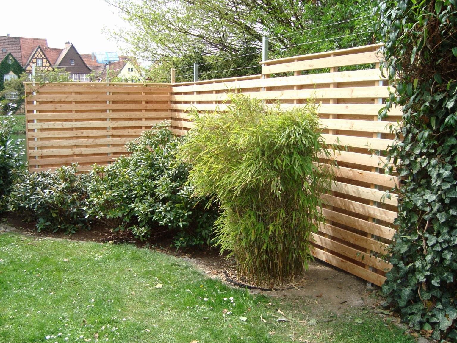 Moderner Sichtschutz Für Garten Einzigartig Kleine Garten Für Design von Moderner Sichtschutz Für Den Garten Bild