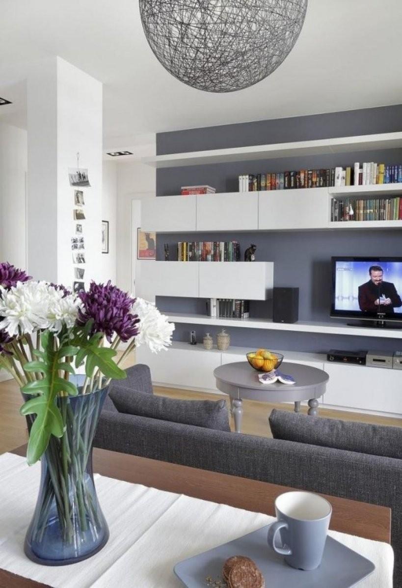 Moderner Wohnzimmer Anstrich Ideen Wohnzimmer Streichen Graue von Moderne Wandfarben Für Wohnzimmer Bild