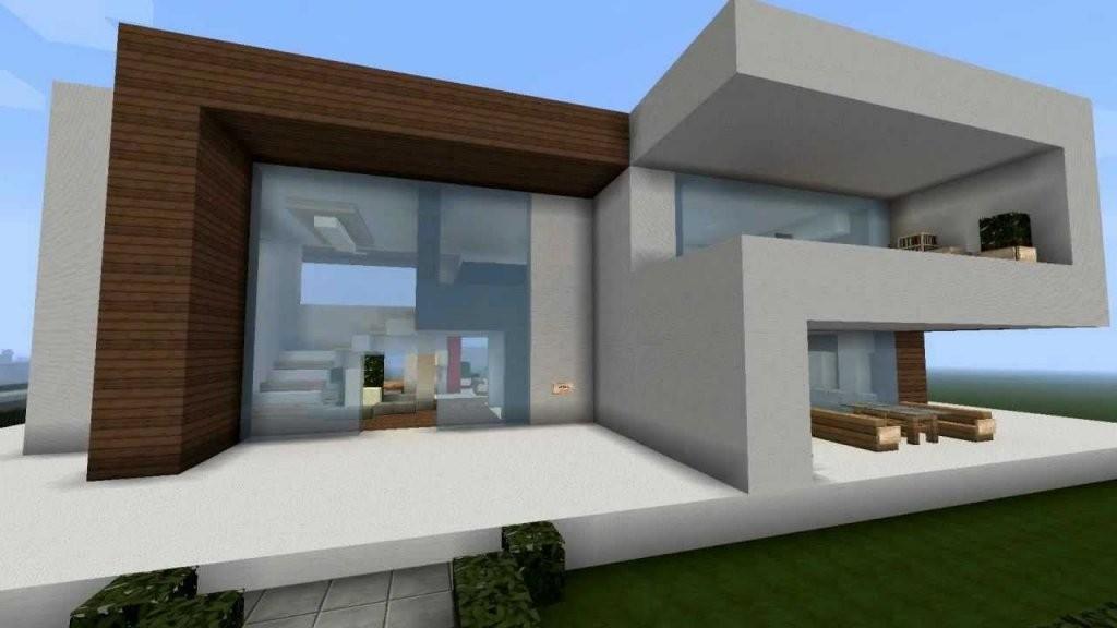 Modernes Minecraft Haus  My Best Modern House  Minecraft von Minecraft Häuser Modern Zum Nachbauen Photo
