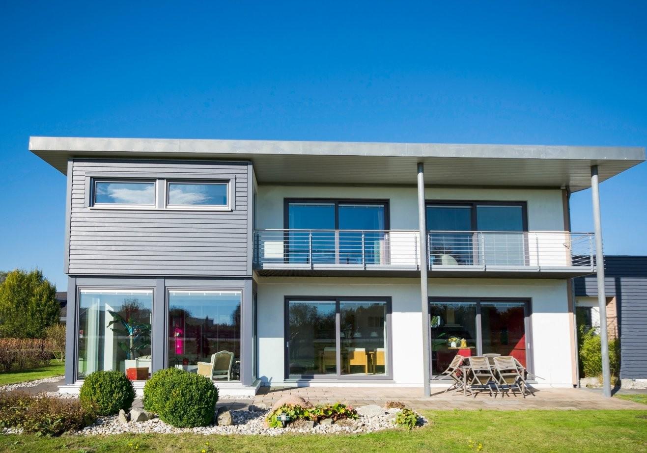 Modulare Häuser  Immonet Informiert Über Das Modulare Haus von Container Haus Bauen Lassen Bild
