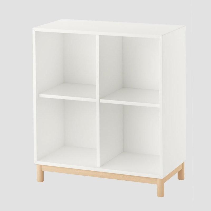 Modulares Schallplattenregal Ikea Eket  Unhyped von Ikea Regal Kallax Gebraucht Photo