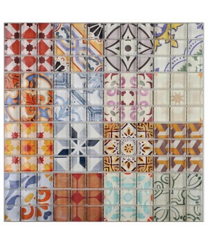 Mosaikfliesen Für Jeden Einsatzbereich Zu Günstigen Preisen  Mosaic von Mosaik Fliesen Türkis Bad Bild