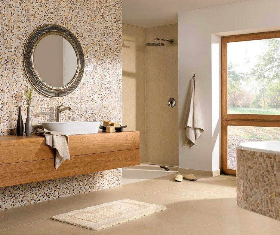 Mosaikfliesen Gestalten Wohnideen Bei Couch von Mosaik Fliesen Muster Ideen Photo