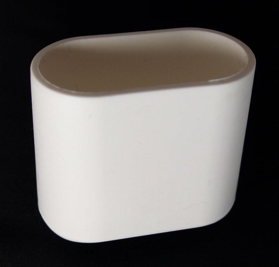 Mwh Fusskappe 40X20 Mm Oval In Weiss Oder Schwarz  Gartenmöbel Jendrass von Fusskappen Oval Für Gartenstühle Photo
