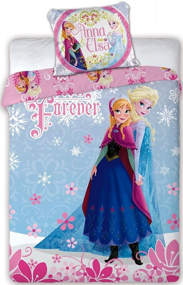 Mytoyscenter  Disney Frozen Die Eiskönigin Baby Bettwäsche von Bettwäsche 100X135 Eiskönigin Bild