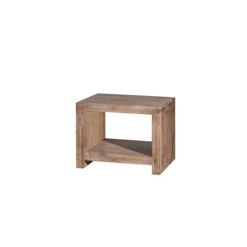 Nachttisch Aus Akazie 50 Cm Breit – Tischkaufen von Nachttisch 40 Cm Breit Bild