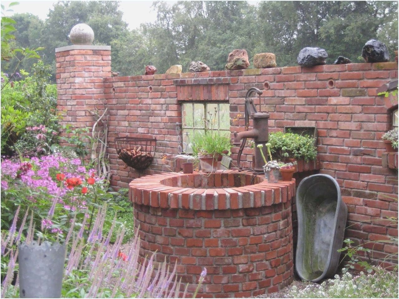 Natursteinmauer Best Sichtschutz Garten Selber Bauen Inspirierend von Sichtschutz Aus Stein Selber Bauen Photo