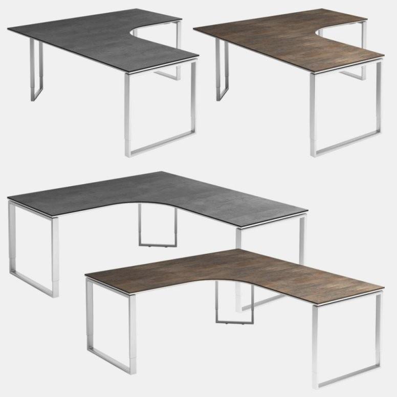 Neu Schreibtisch L Form  Oxiuke – Haus Design Informationen von Schreibtisch In L Form Bild