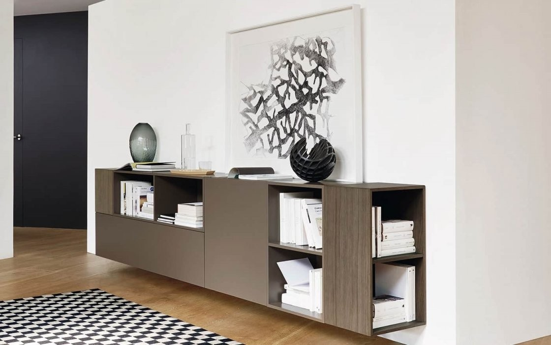 Neue Sideboards Von San Giacomo  Designermöbel Blog  Wohnstation von San Giacomo Möbel Italien Bild
