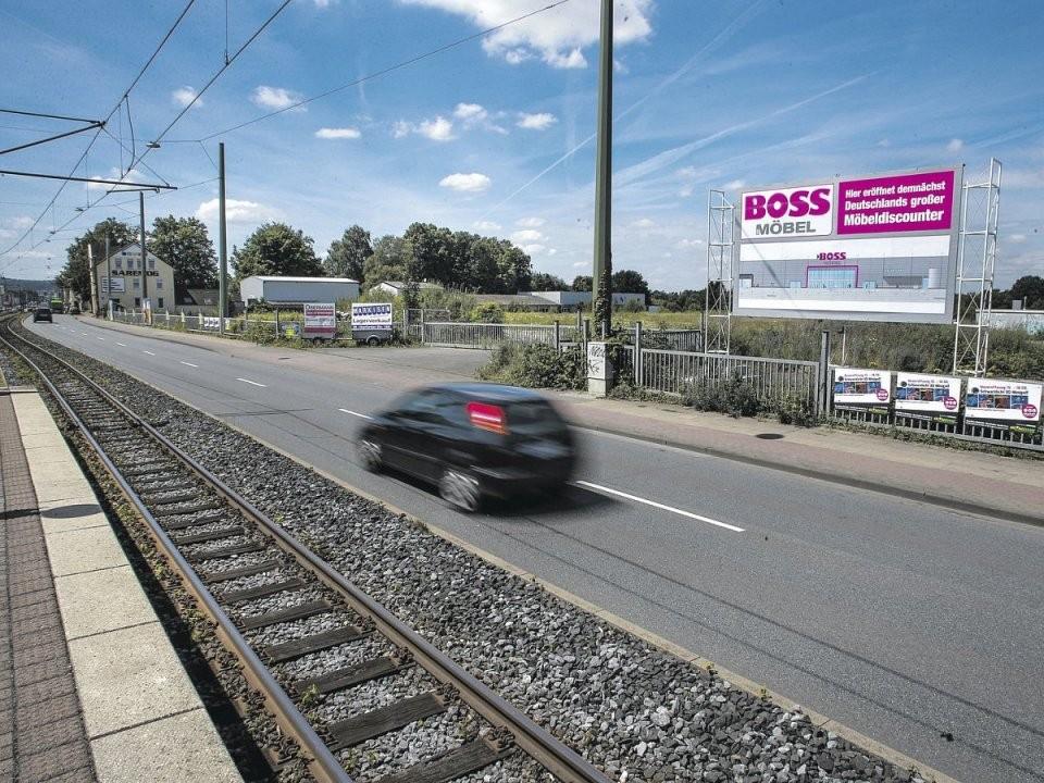 Neuer Bossmöbelmarkt Porta Investiert 16 Millionen Euro In von Möbel Boss Minden Öffnungszeiten Bild