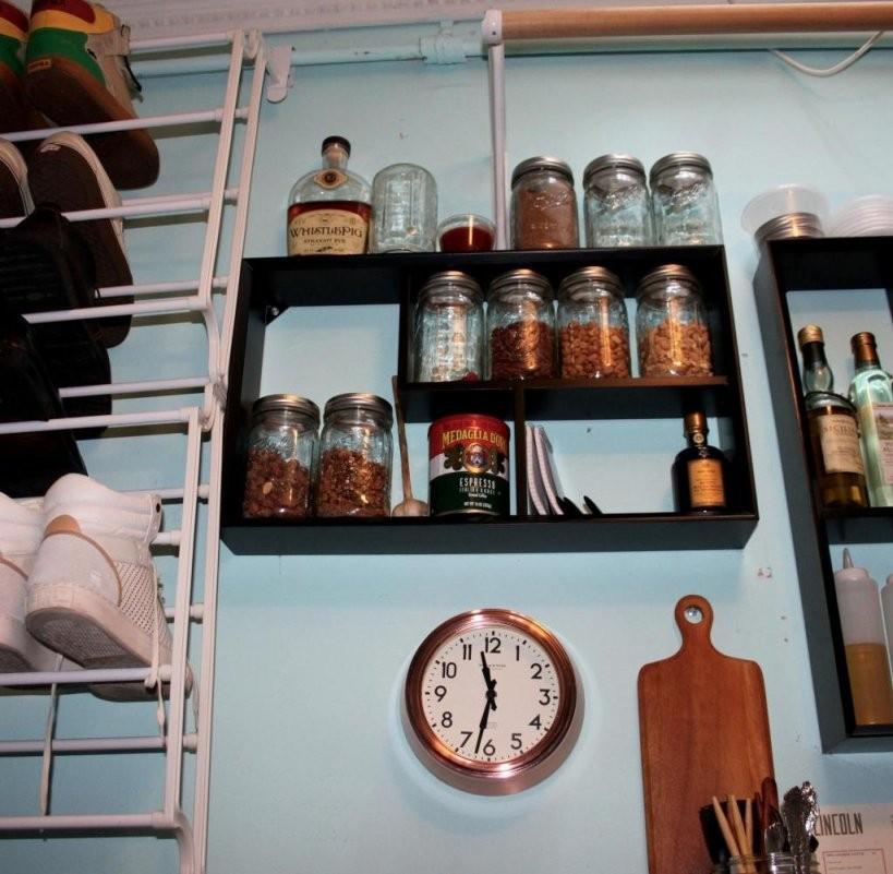 New York Azubi In Kleinster Wohnung Manhattans  Welt von Wohnung Mieten In New York Photo