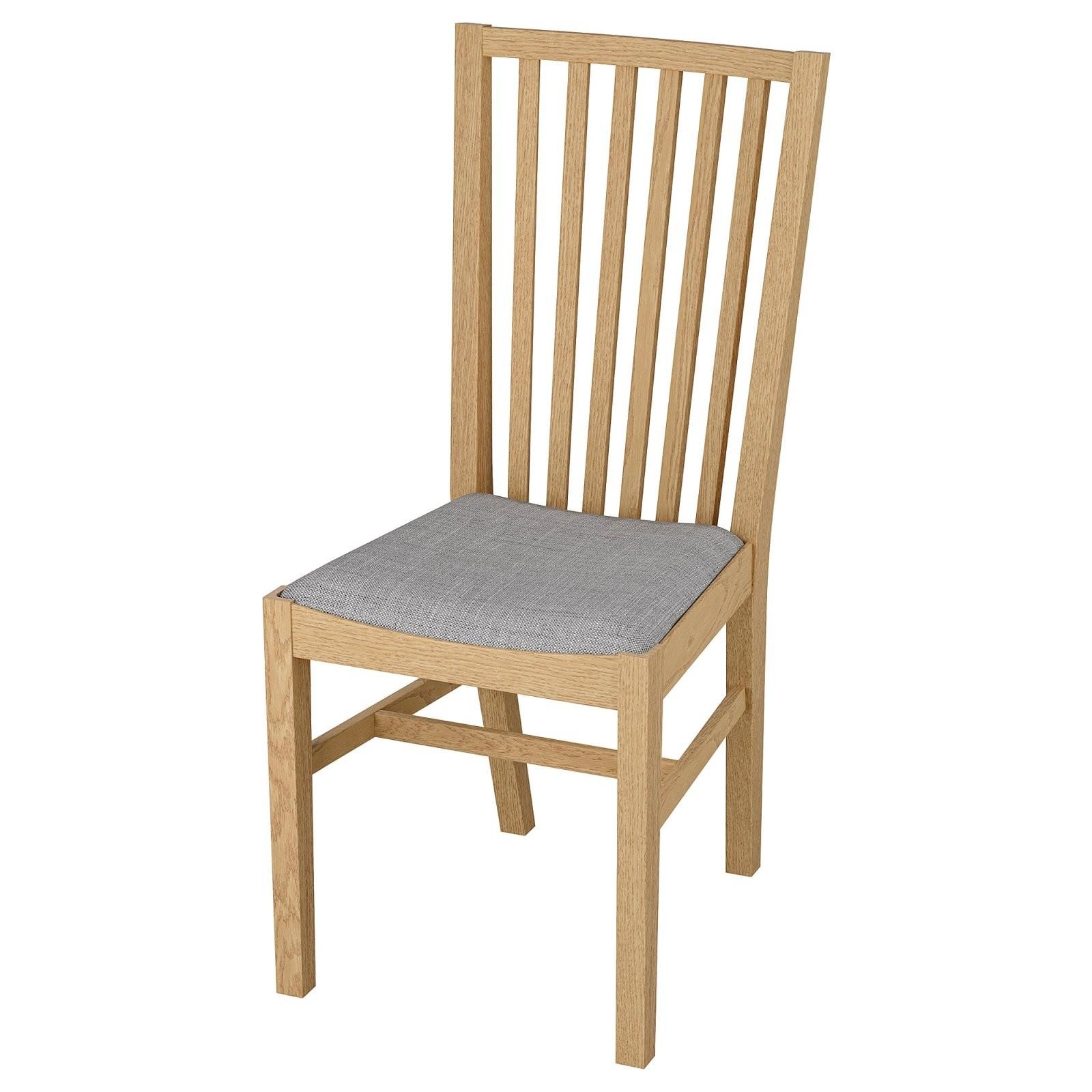 Norrnäs Stuhl  Eiche Isunda Grau  Ikea von Ikea Stühle Mit Armlehne Photo