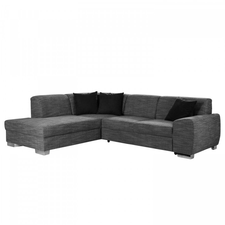 Nu Bij Home24 Hoekbank Van Home Design  Home24Nl von Rattan Sofa Mit Schlaffunktion Photo