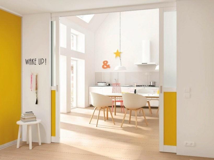 Offene Küche Mit Schiebetür Abtrennen  Planungswelten von Offene Küche Abtrennen Bilder Photo