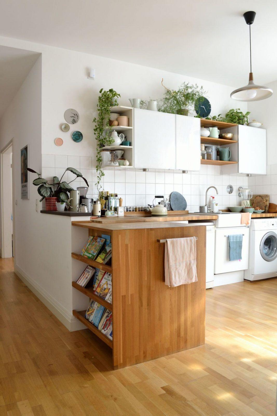 Offene Küchen Ideen  Bilder von Offene Küche Abtrennen Bilder Bild