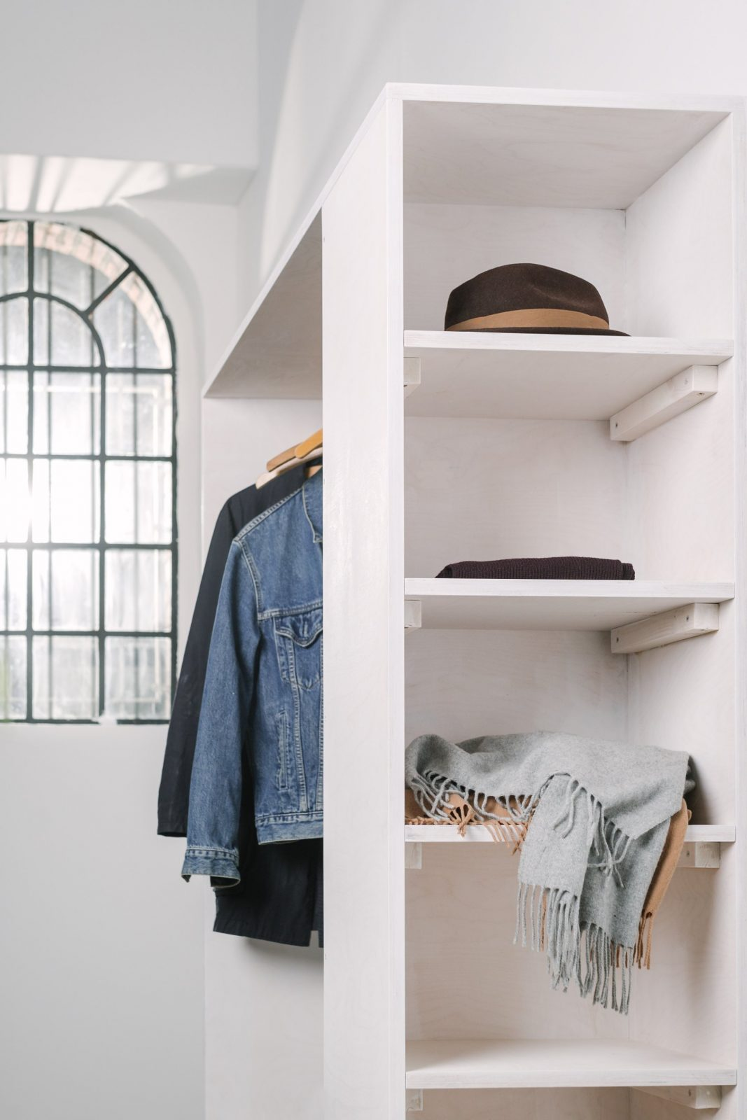 Offenen Schrank Selber Bauen – Tipps Zur Planung  Obi von Offenen Kleiderschrank Selber Bauen Photo
