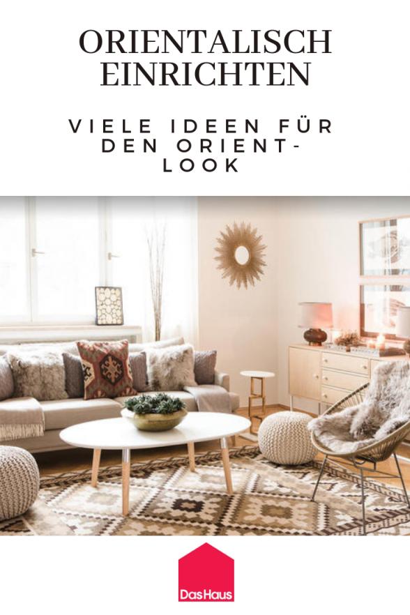 Orientalisch Einrichten Passende Möbel Und Deko In 2019 von Orientalisch Einrichten 1001 Nacht Bild