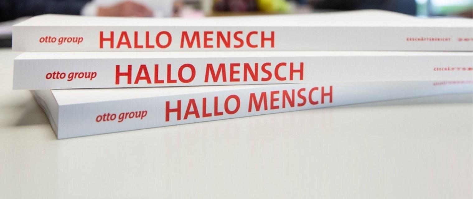 Otto Group Corporate Website von Otto Versand Telefonnummer Zum Bestellen Bild