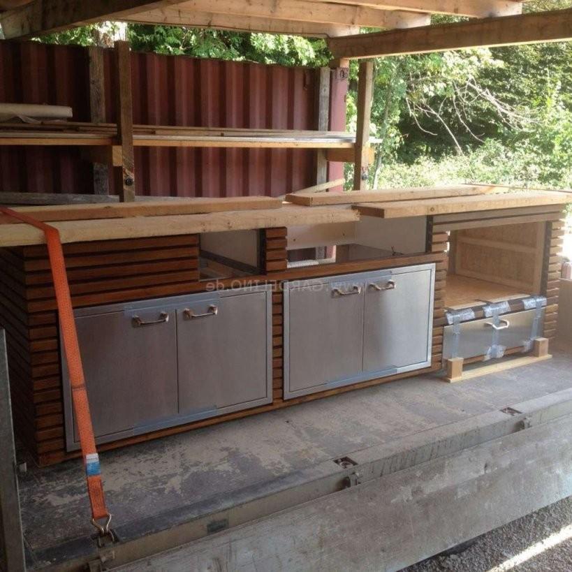 Outdoor Küche Selber Bauen Garten Schön Outdoor Küche Selber Bauen von Outdoor Küche Selber Bauen Garten Photo
