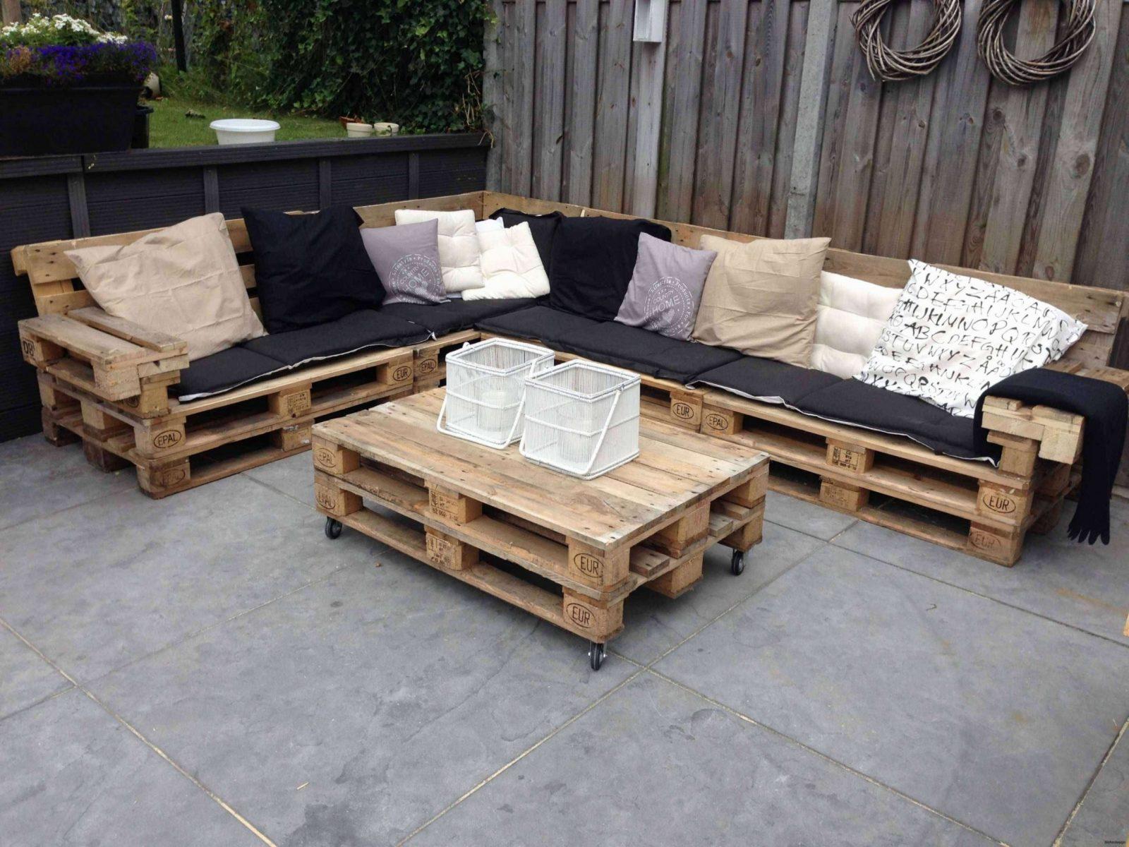 Outdoor Lounge Selber Bauen — Temobardz Home Blog von Lounge Möbel Selber Bauen Photo
