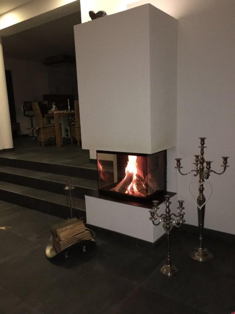 Panorama Kamin Gebaut In Vallendar Um Die Kosten Zu Mindern Hatten von Kosten Kamin Nachträglich Einbauen Bild