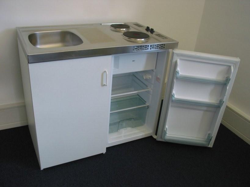 Pantryküche 100 Cm von Pantryküche 100 Cm Mit Kühlschrank Photo