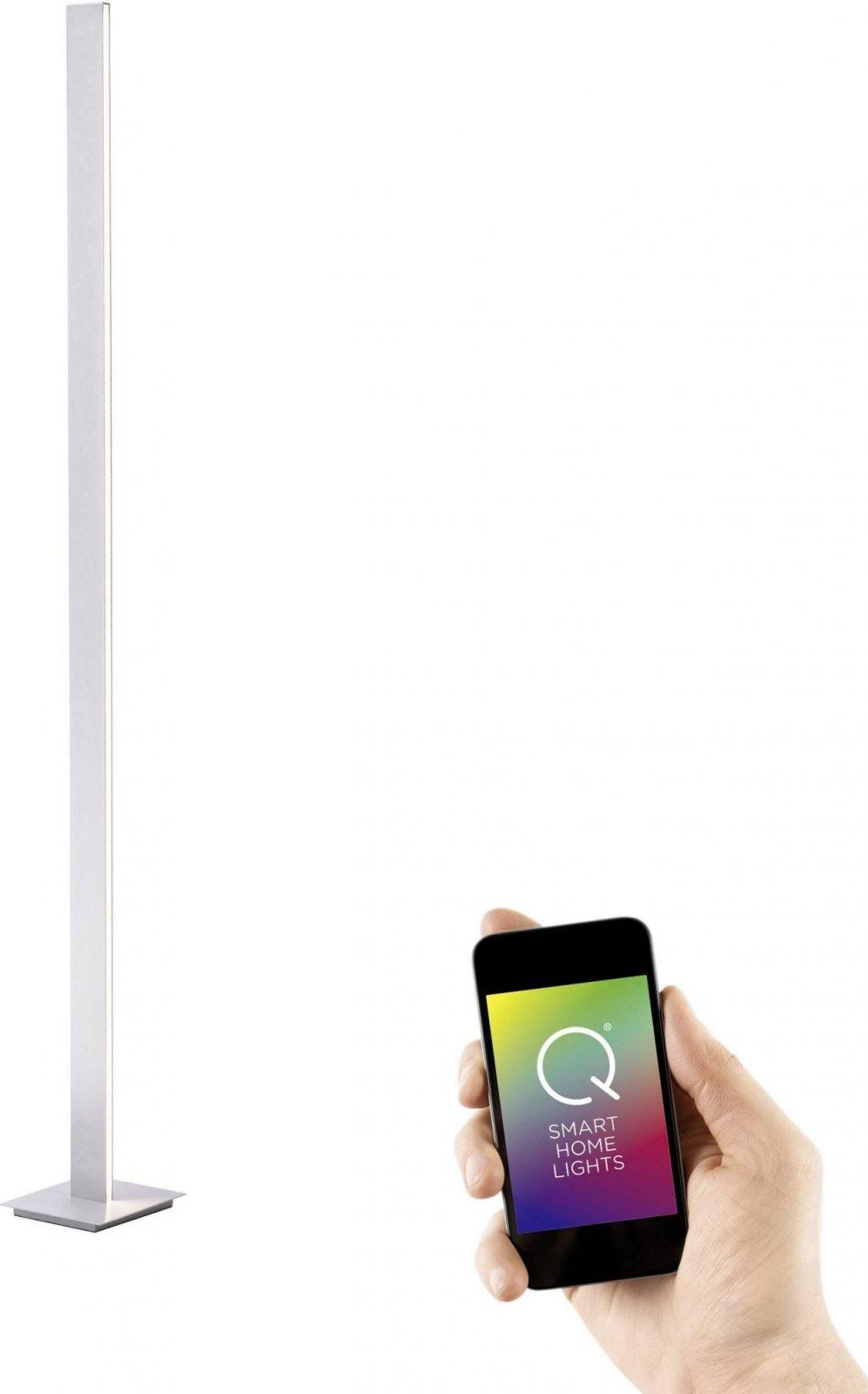 Paul Neuhaus Q® Ledstaande Lamp Qcora Led Vast Ingebouwd 20 W Warm von Lampen Von Paul Neuhaus Bild