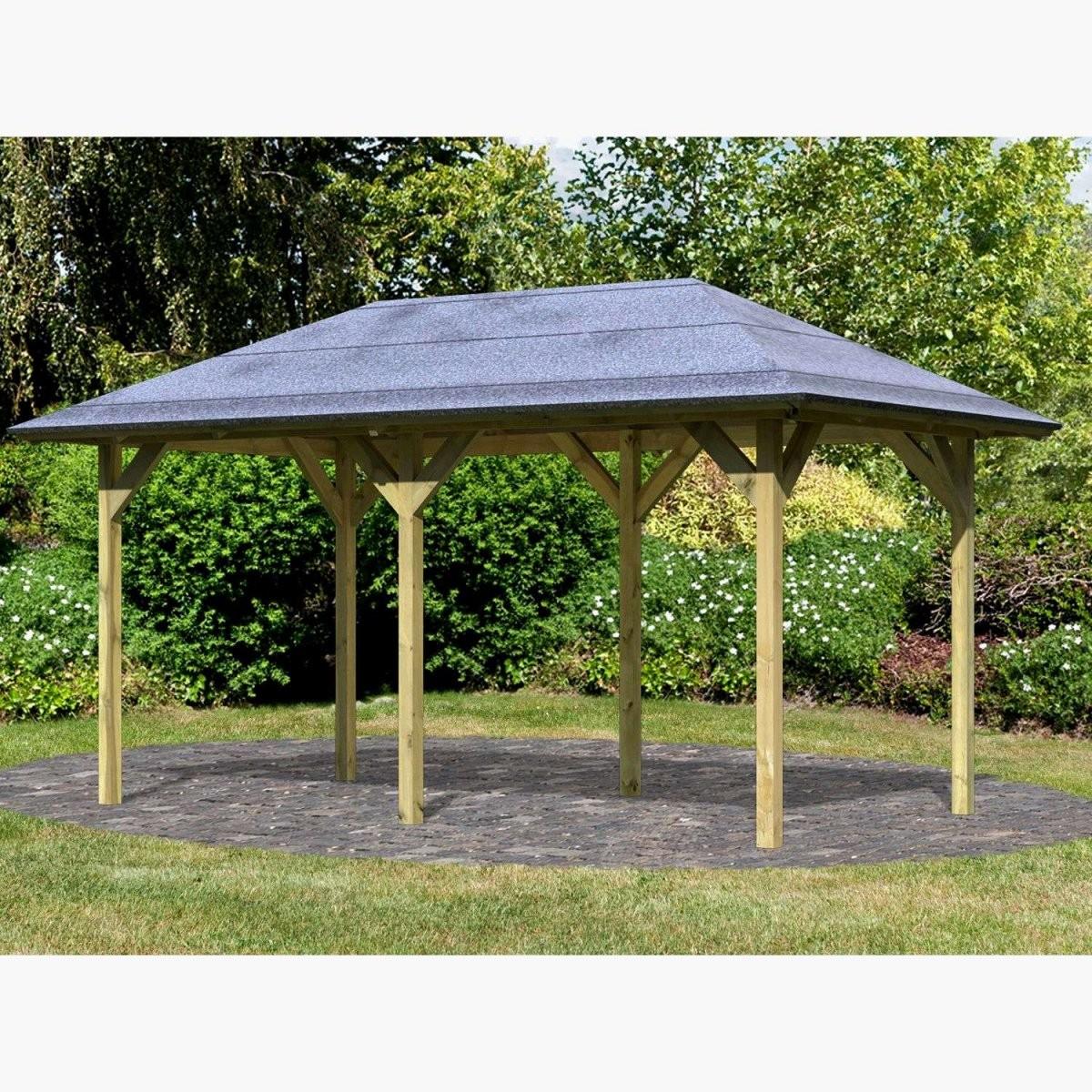 Pavillon Holz Garten Neu Pavillon Holz Selber Bauen Design Neu von Holz Pavillon 3X4 Selber Bauen Bild