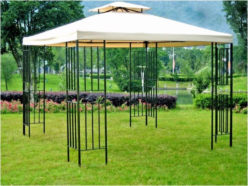 Pavillon Mit Festem Dach Schön Metall Pavillon Mit Festem Dach Für von Metall Pavillon Mit Festem Dach Bild