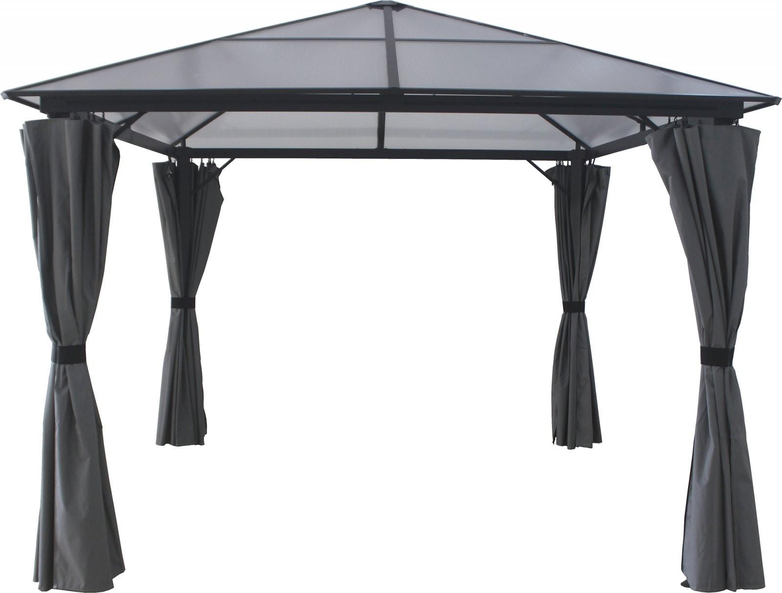 Pavillon  Zubehör Günstig Online Kaufen  Globus Baumarkt von Sonnenschutz Pavillon Mit Faltdach Bild