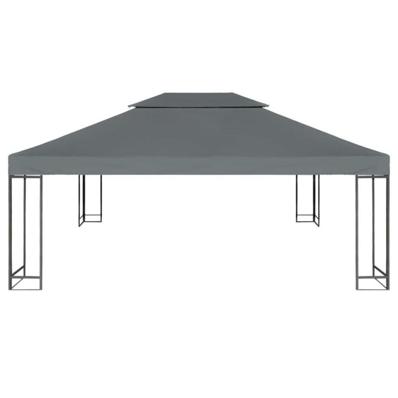 Pavillondach 3X4 M Ersatzdach Wasserdicht Gartenzelt Pavillon Dach 4 von Pavillon Dach 3X4 Wasserdicht Bild