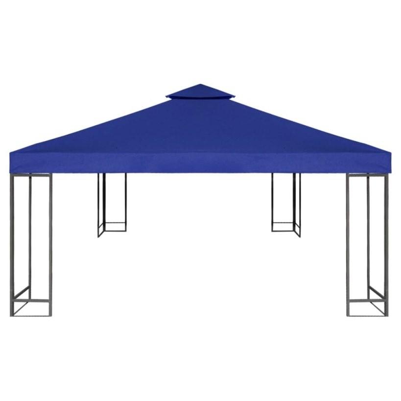 Pavillondach Ersatzdach 3X3M Festzelt Partyzelt Abdeckung von Pavillon Dach 3X3M Wasserdicht Ersatzdach Bild