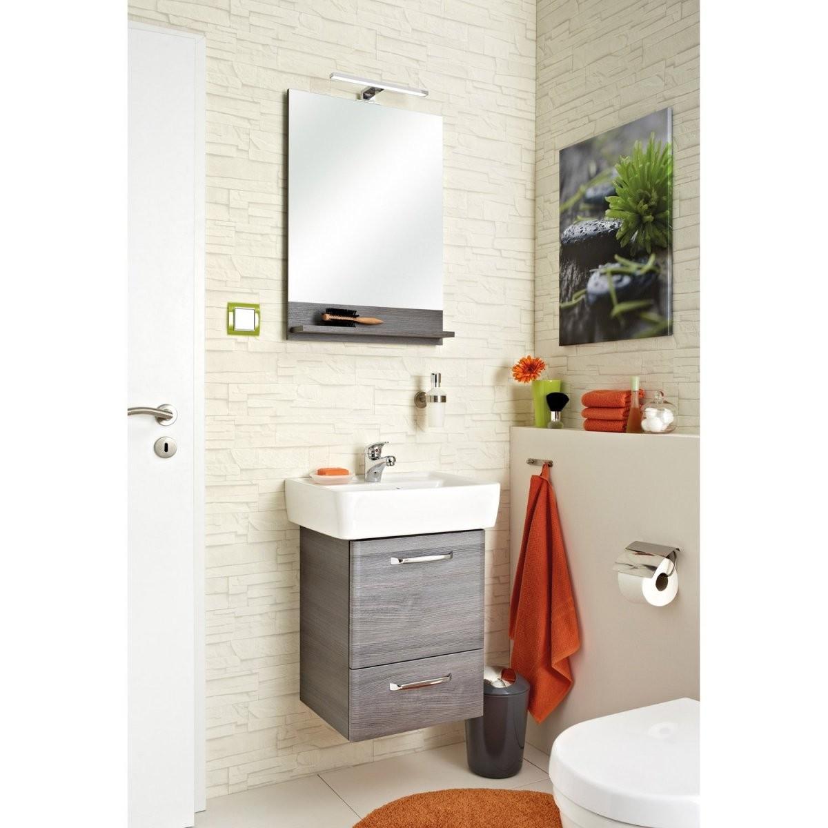 Pelipal Waschbeckenunterschrank 40 Cm Alika Graphit Kaufen Bei Obi von Waschbeckenunterschrank 40 Cm Breit Bild