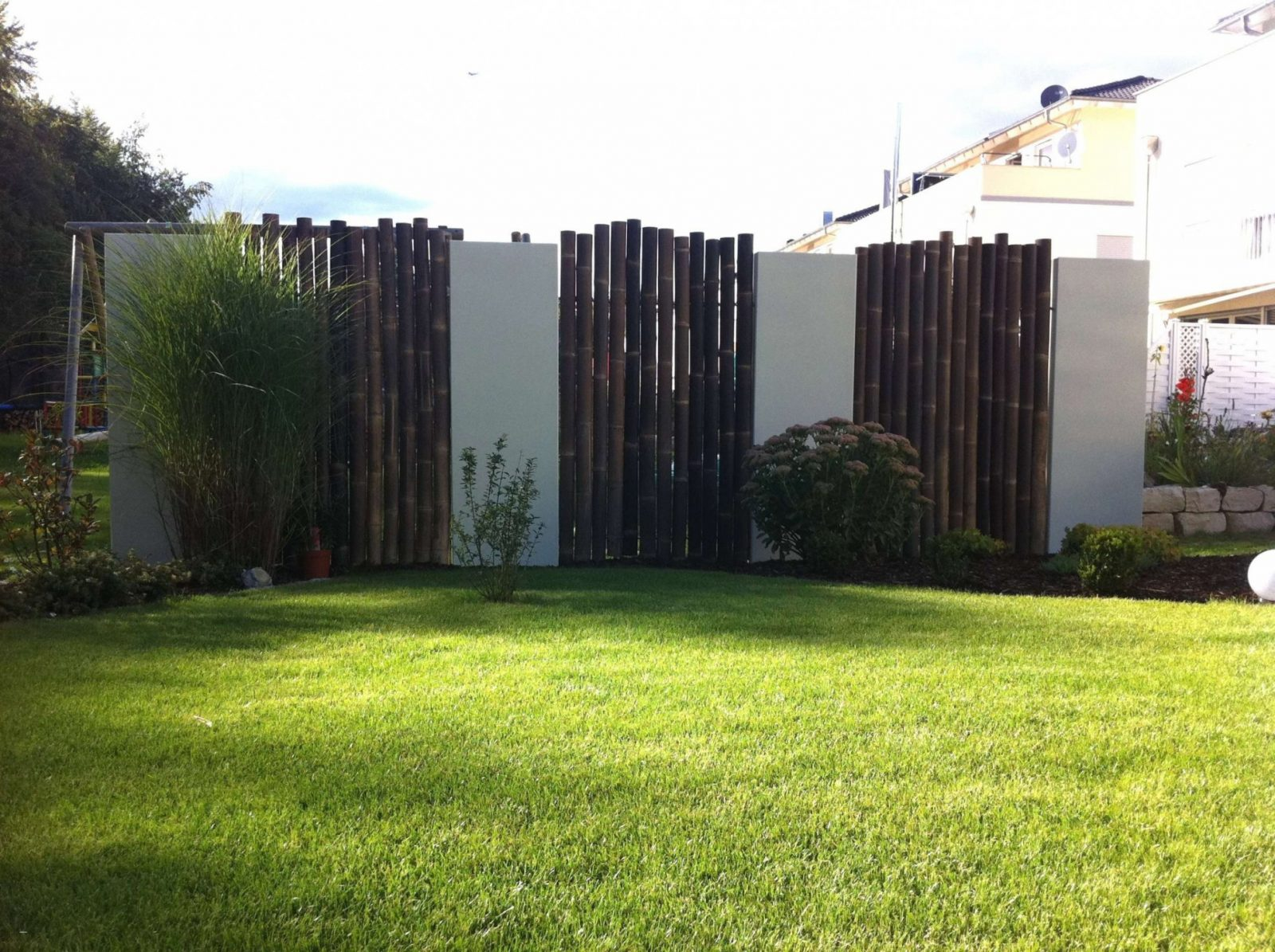Pflanzen Als Sichtschutz Terrasse — Temobardz Home Blog von Pflanzen Als Sichtschutz Terrasse Photo