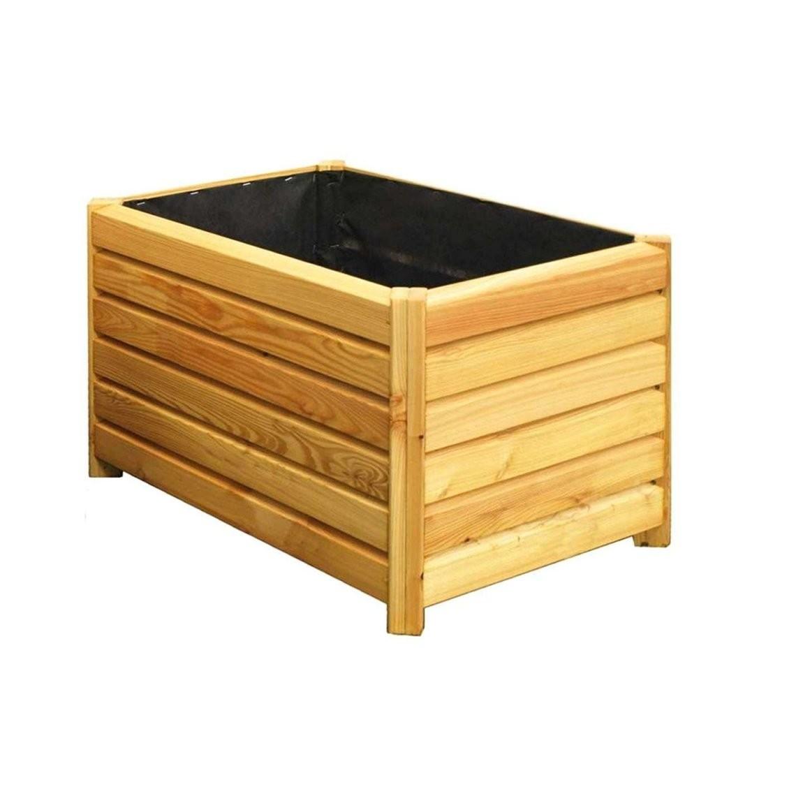 Pflanzkbel Aus Holz Selber Bauen Great Sichtschutz Garten Design von Pflanzkübel Aus Holz Selber Bauen Photo