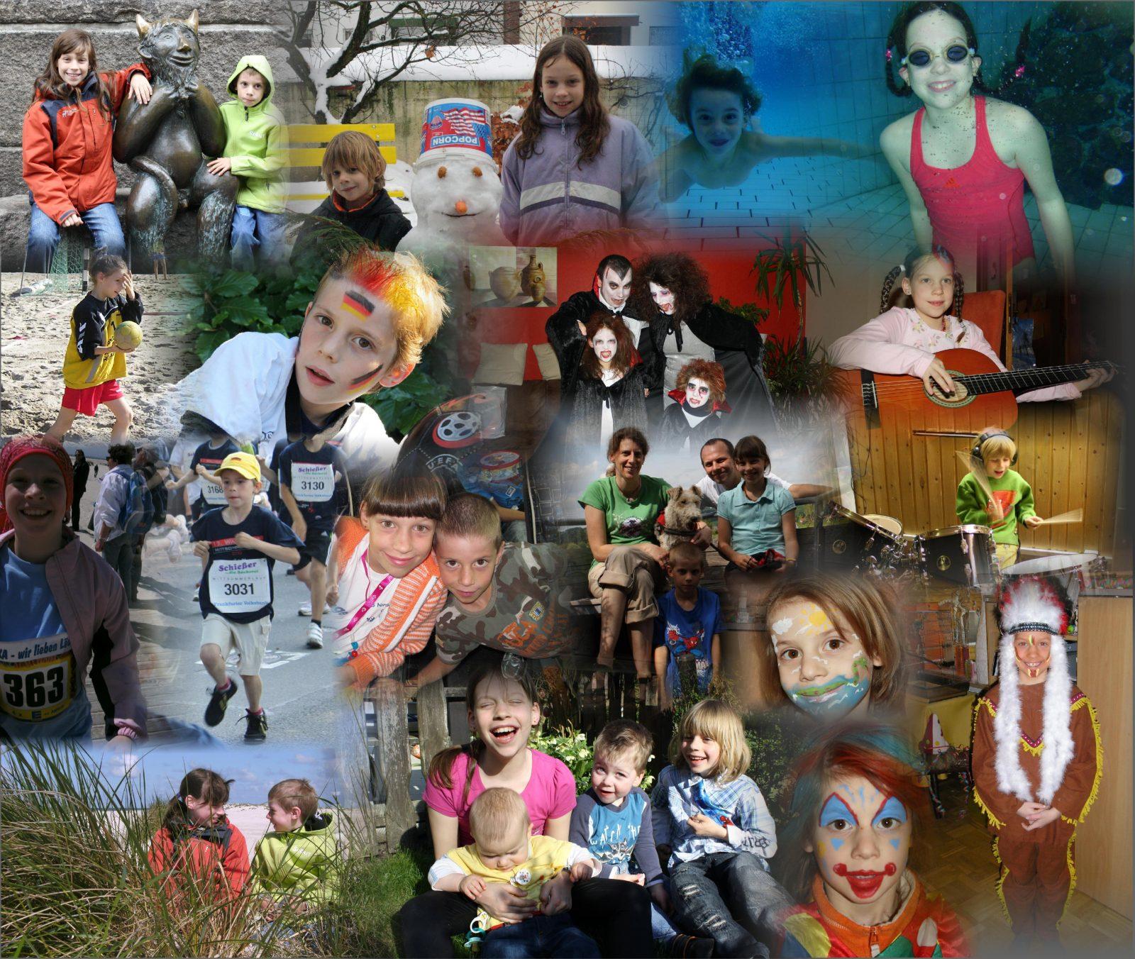 Picturedesigner Collage Erstellen von Leinwand Collage Selber Gestalten Photo