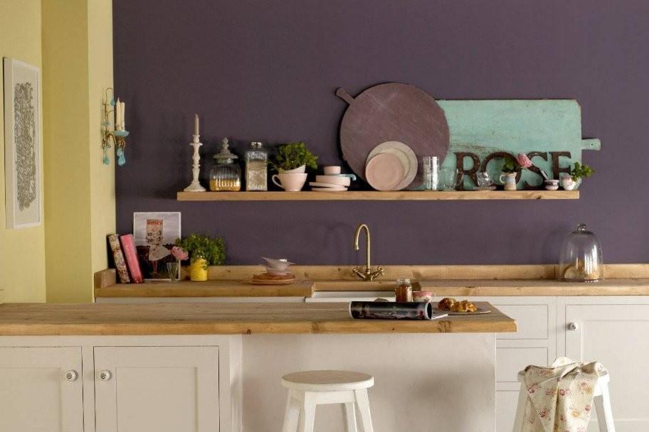 Pin Von Buntstück Auf Wandfarben  Wände  Farben  Wall  Color von Abwaschbare Farbe Für Küche Bild