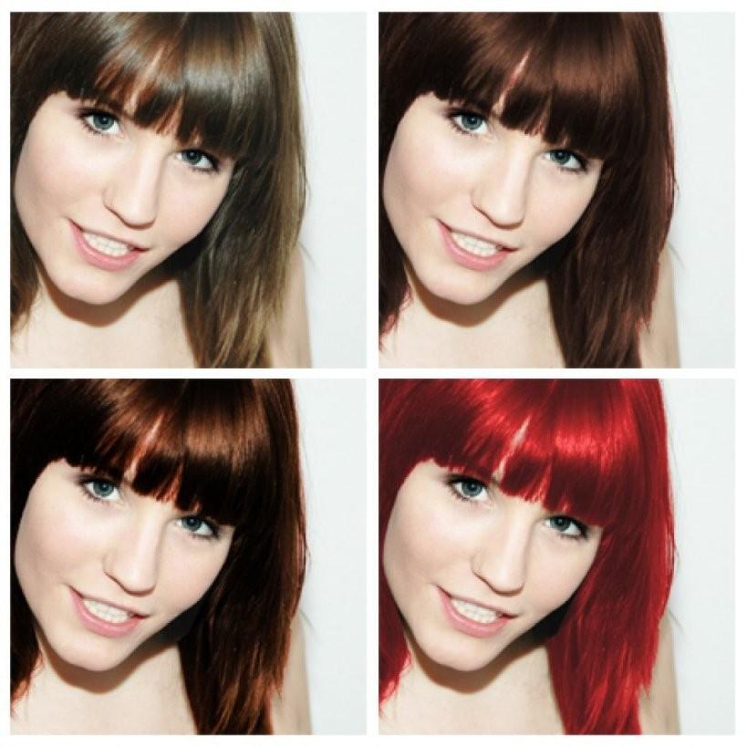 Pin Von Jule Fragezeichen Auf Haare  Frisuren Welche Haarfarbe Und von Teste Dich Welche Haarfarbe Passt Zu Mir Photo