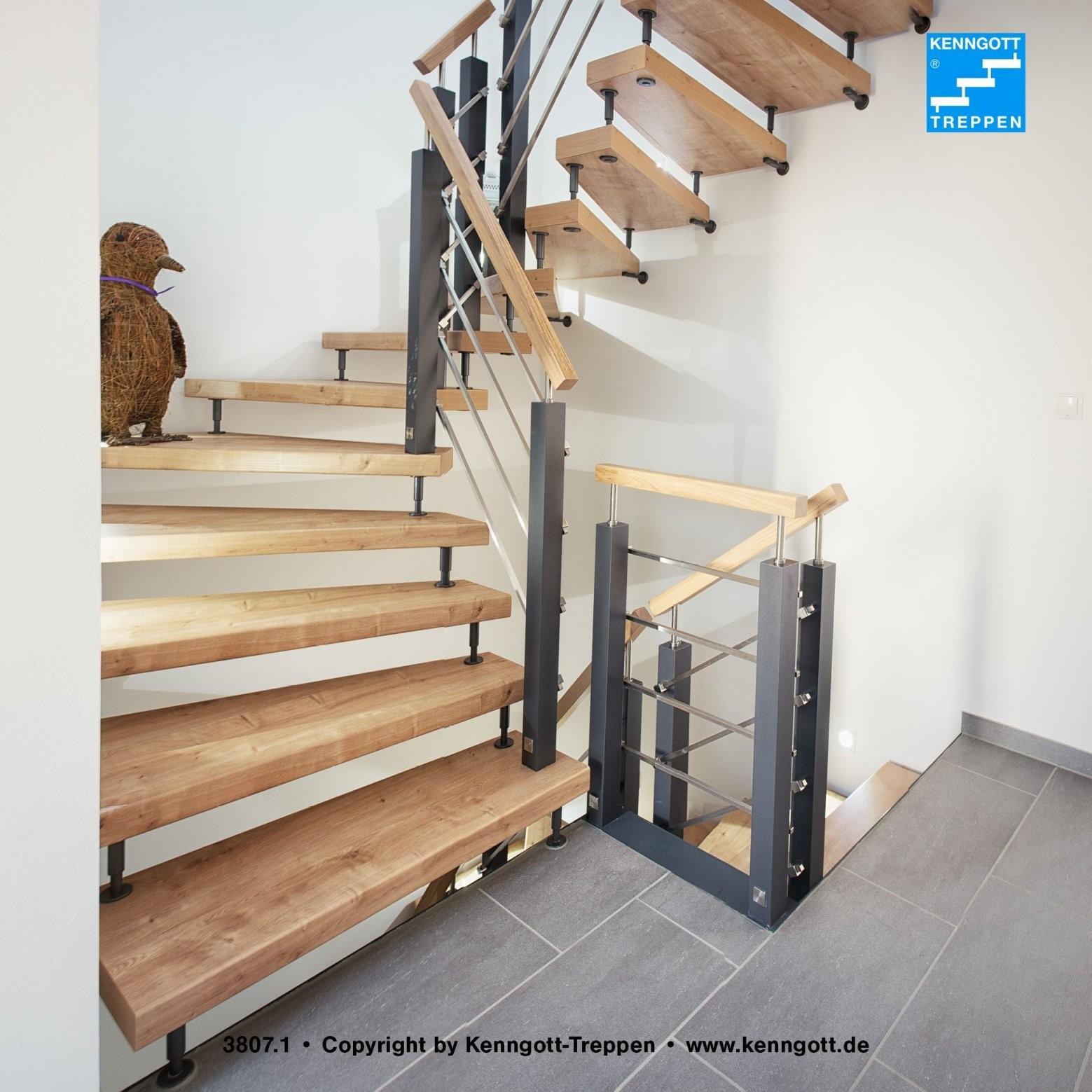 Pin Von Kenngotttreppen Auf Kenngotttreppen In 2019  Treppe von Freitragende Treppe Selber Bauen Bild