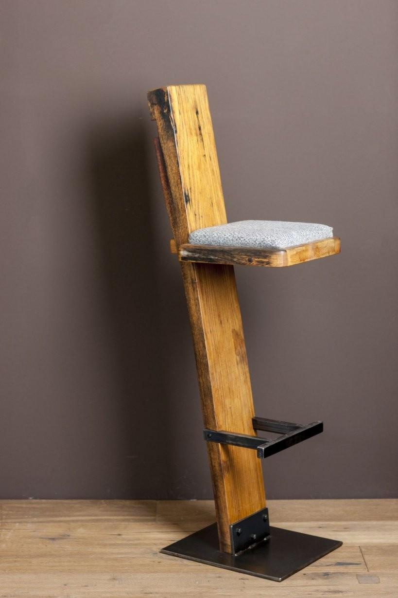 Pin Von Rainworld Auf Wood  Barhocker Holz Barstühle Und Möbel von Barhocker Holz Selber Bauen Photo