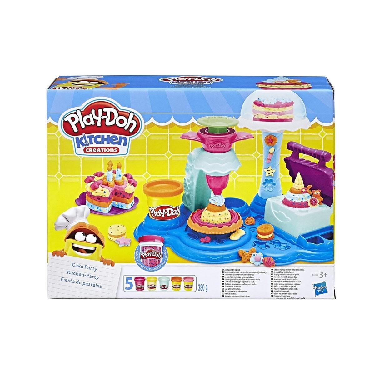 Playdoh Cake Party Playset  Ifmal Warehouse von Le Toy Van Küche Photo