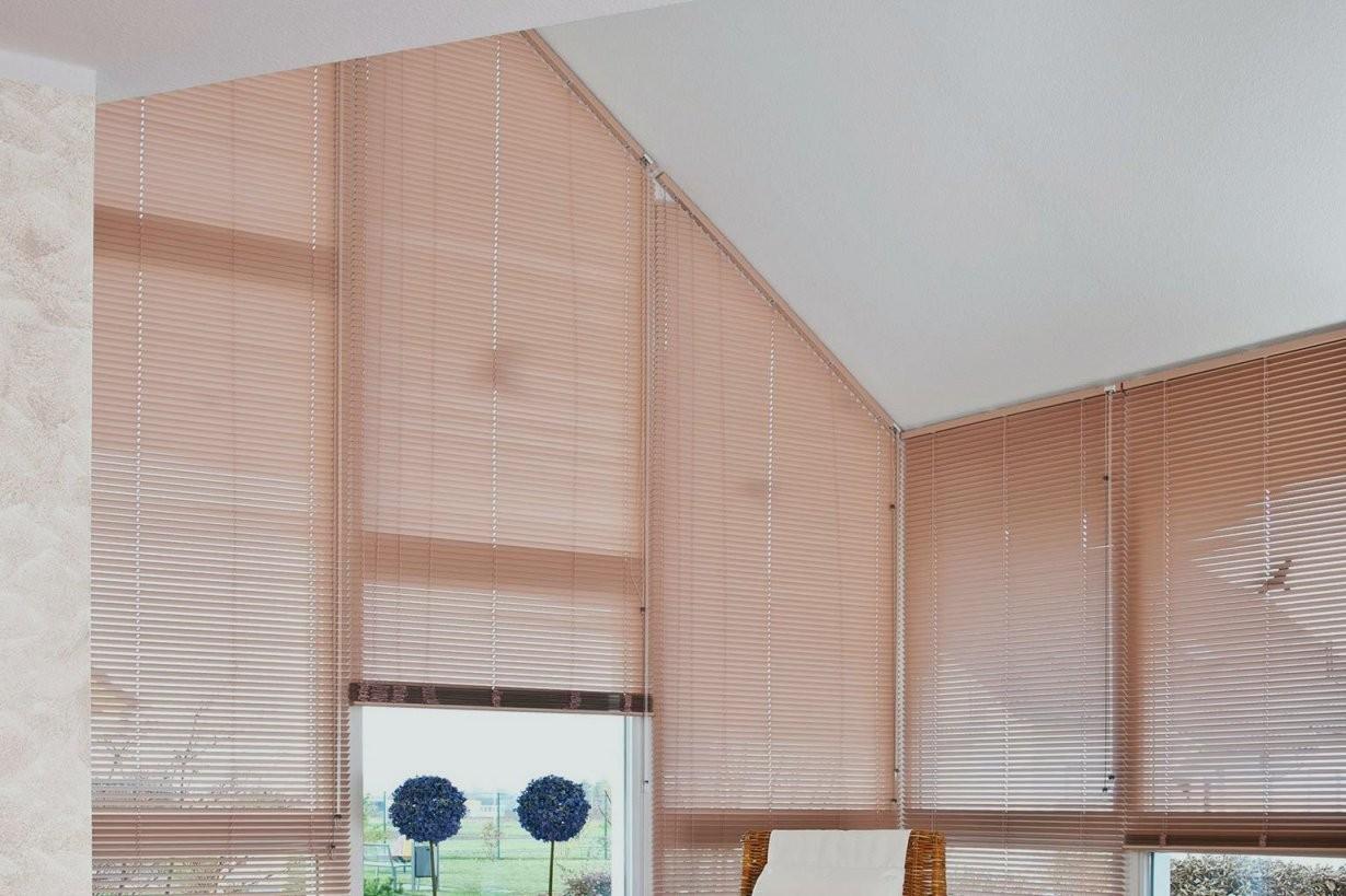 Plissee Schräge Fenster Fantastisch Und Perfekt Jalousie Für Schräge von Rollos Für Dreiecksfenster Innen Photo