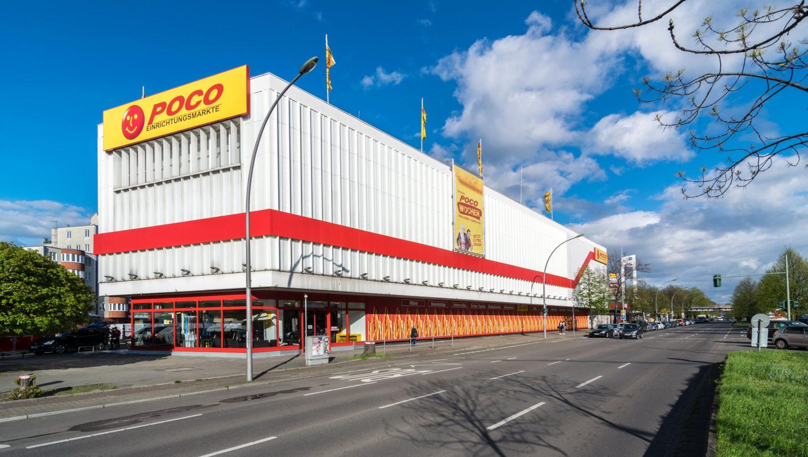Poco (Möbelhaus) – Wikipedia von Poco Domäne Nürnberg Lager Photo