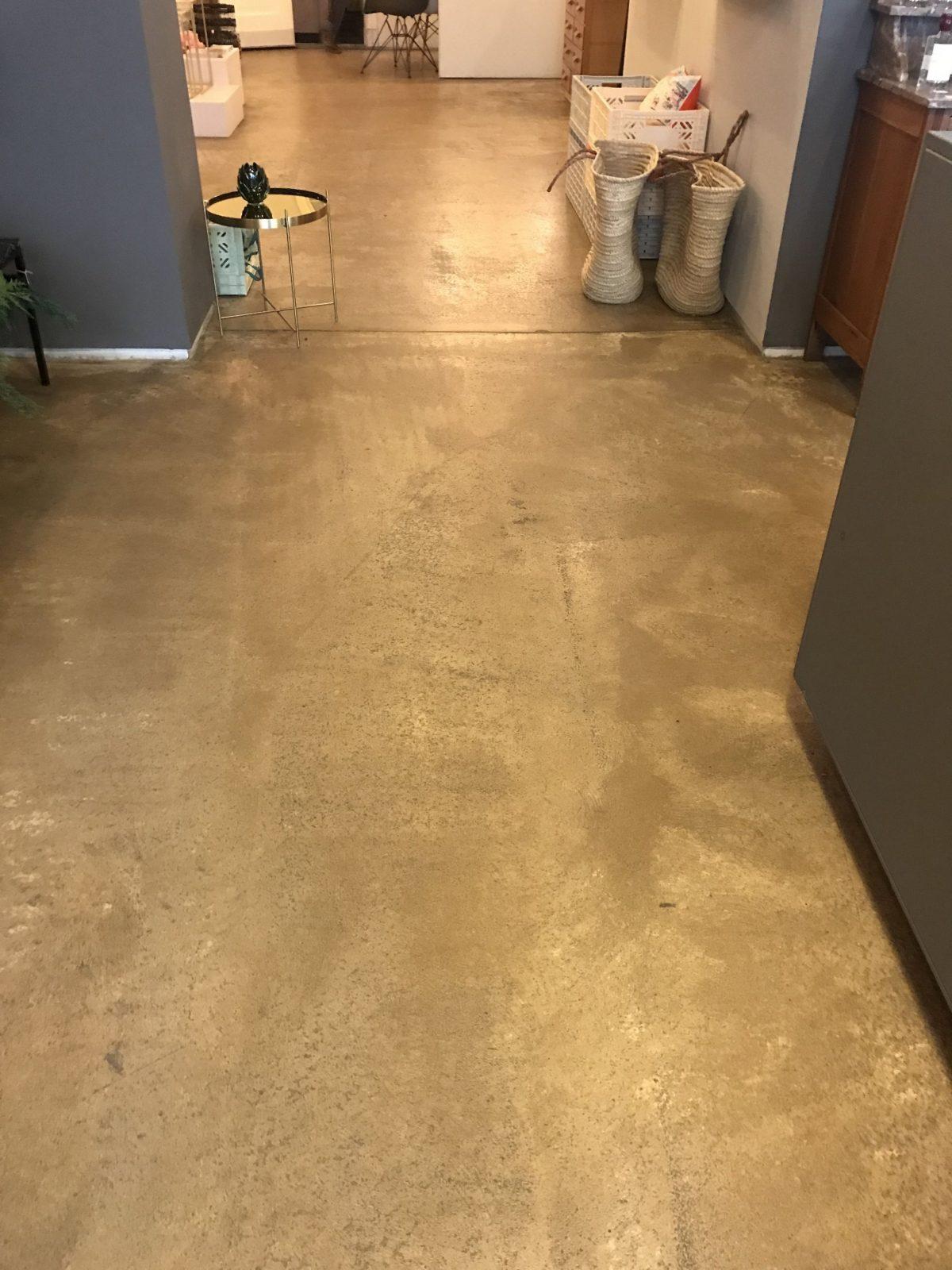 Polierter Estrich  Cabin Tech In 2019  Dielenboden Estrich Fußboden von Polierter Estrich Als Fussboden Photo