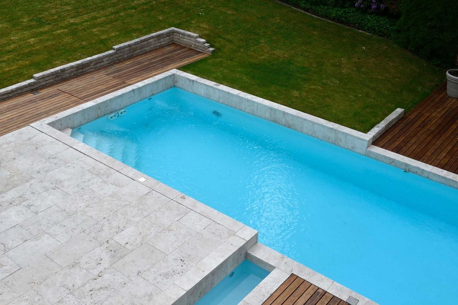 Pool Günstig Selber Bauen  Kosten Anleitung Für Gartenpool  Co von Pool Selber Bauen Billig Photo