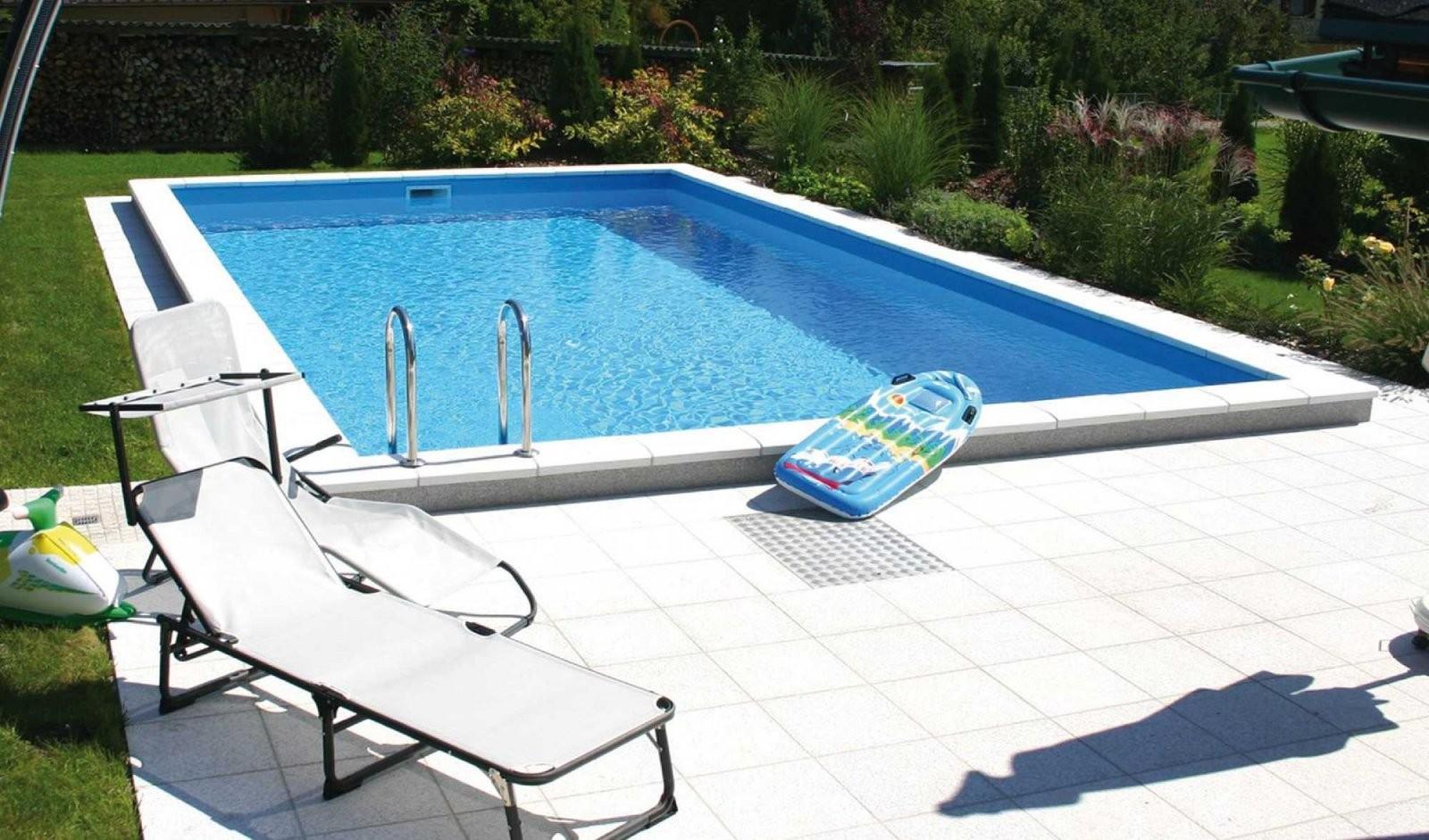 Pool Selber Bauen – Anleitung In 13 Schritten  Obi von Kleiner Pool Im Garten Selber Bauen Photo