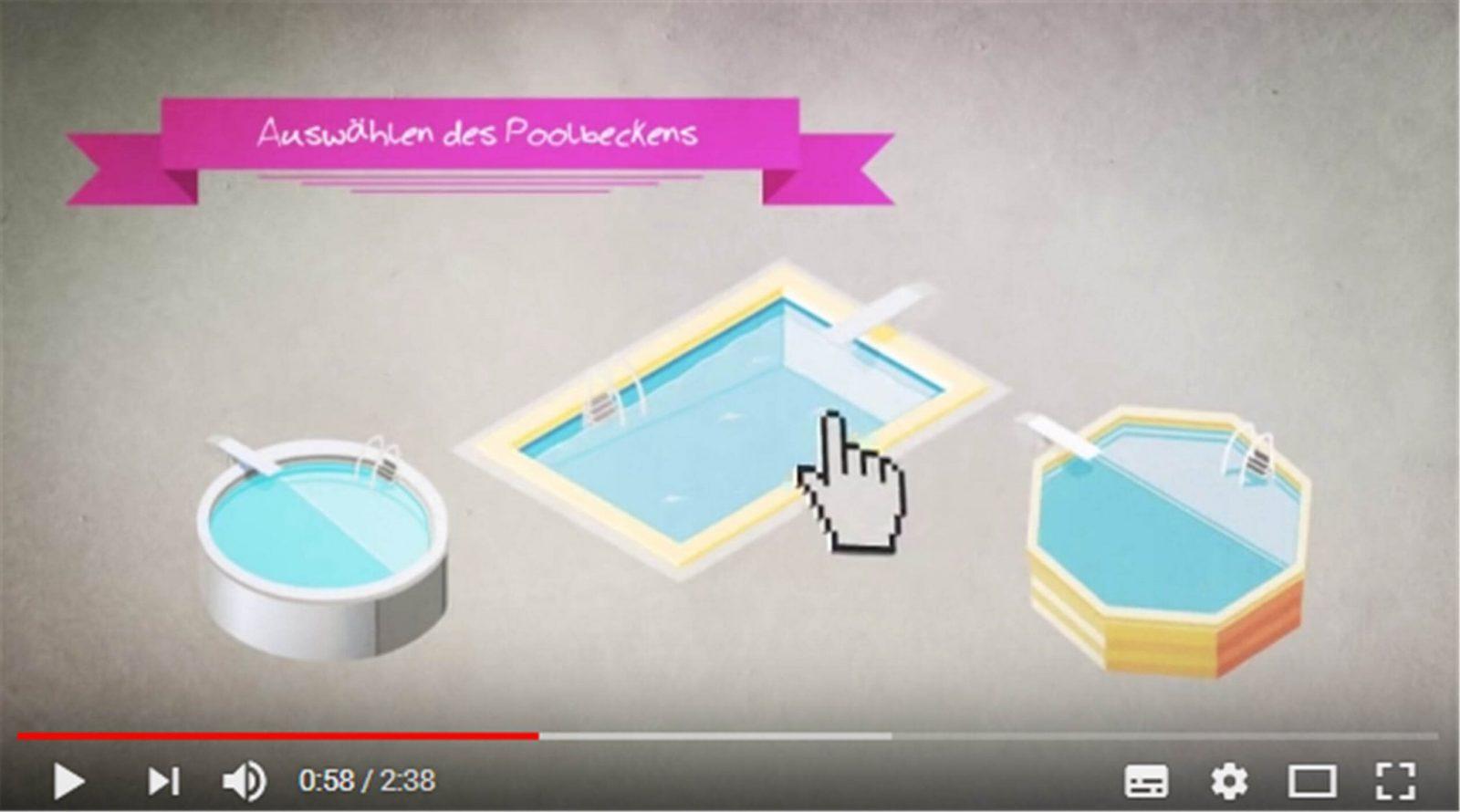 Pool Selber Bauen  Schwimmbecken Selbstbau – Pooldoktorat von Aufblasbare Poolabdeckung Selber Bauen Photo