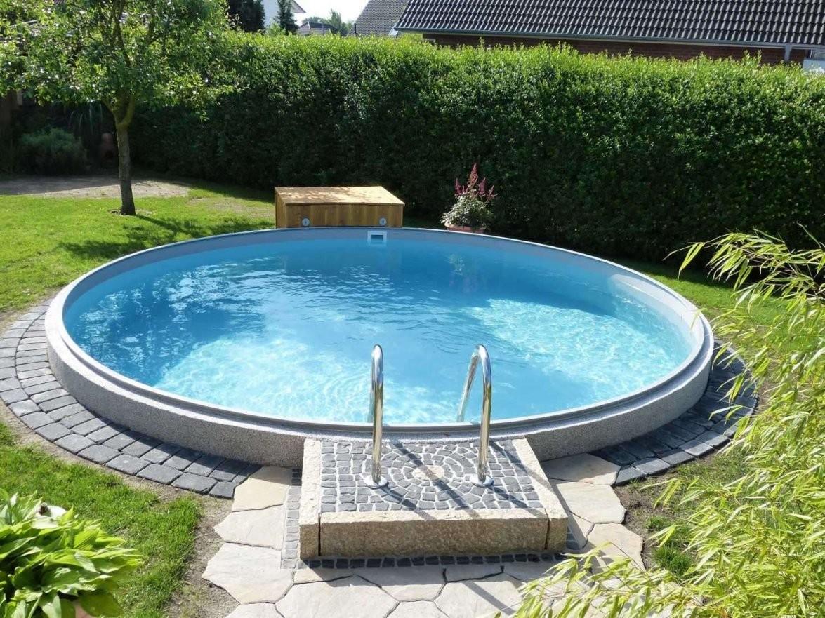 Pool Trotz Kleinem Garten Inspirierend Pool Trotz Kleinem Garten von Mini Pool Im Garten Photo