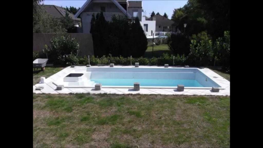 Poolabdeckung Selber Bauen  Schnell Und Günstig  How To Build A von Pool Selber Bauen Billig Photo