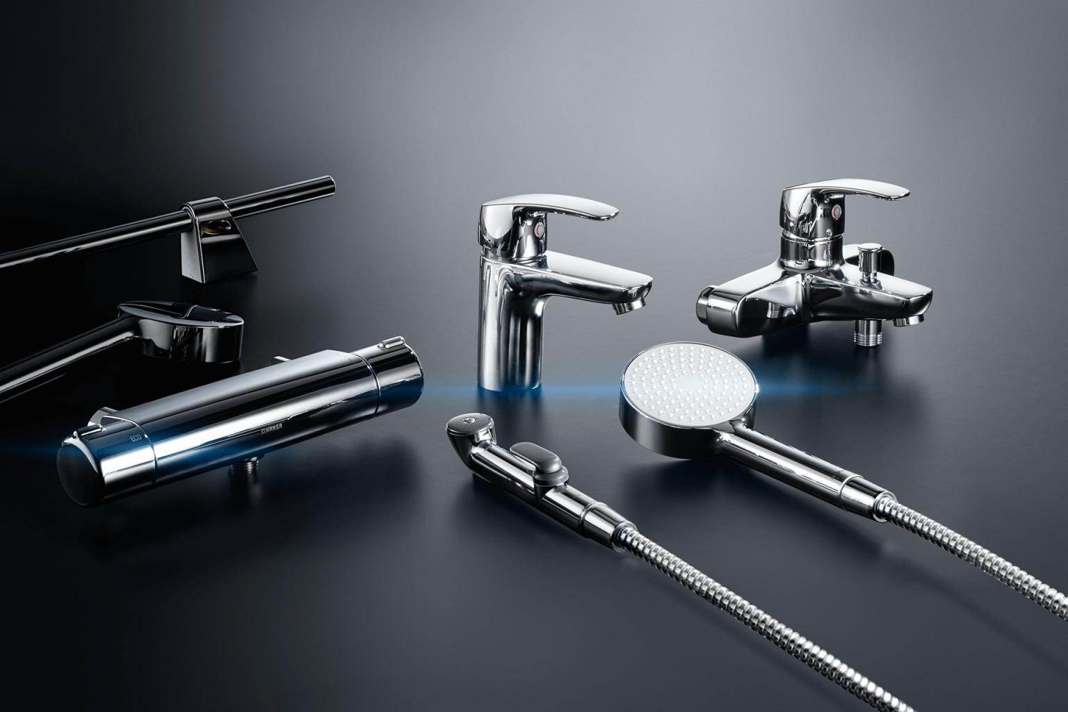 Produkte von Unterputz Armatur Dusche Hansa Bild